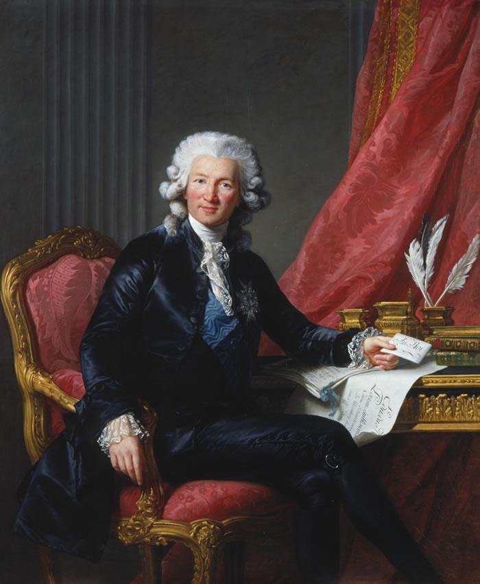 Charles Alexandre de Calonne