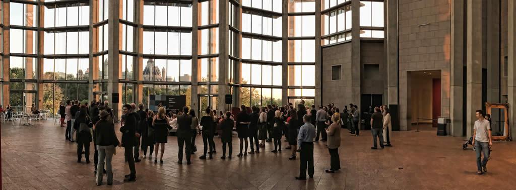 Vernissage Le Prix Sobey pour les arts 2016