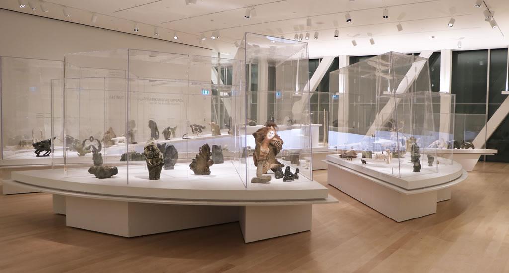 Art inuit. La Collection Brousseau