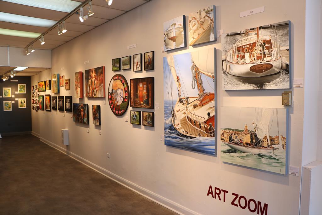 La Grande Exposition Internationale d'ArtZoom 2017