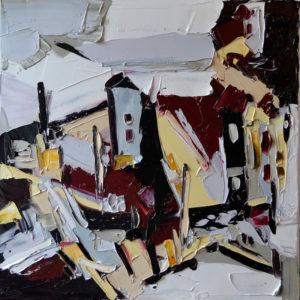 Oeuvre de Muriel Cayet