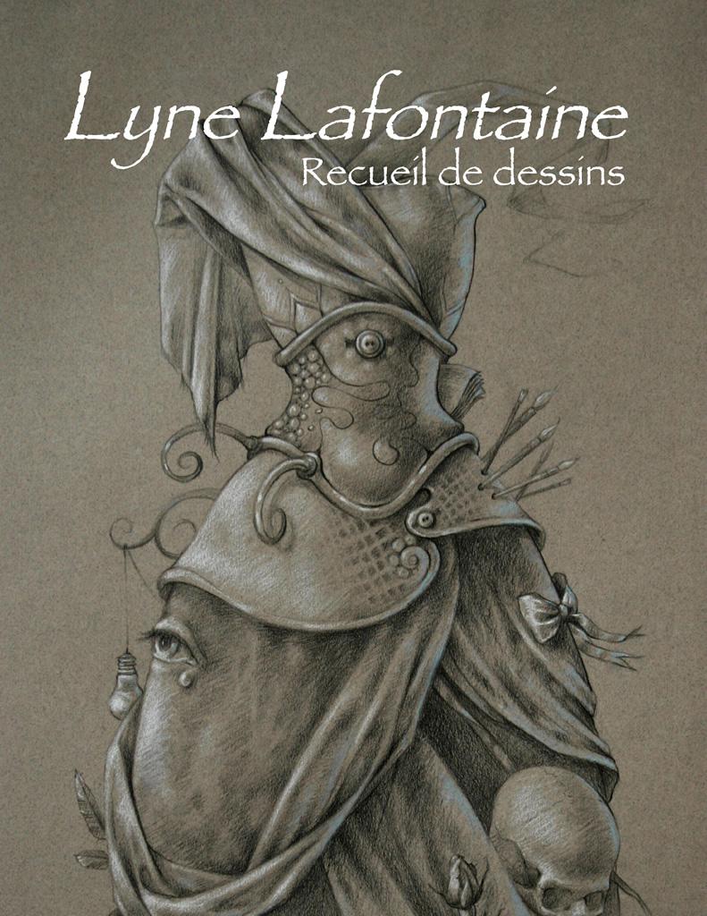 Lyne Lafontaine, recueil de dessins